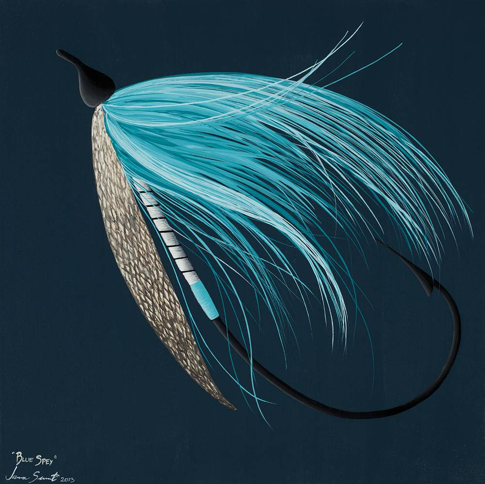 Blue Spey